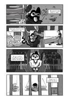 Chimp Change Intro Page 3 by BrianDanielWolf