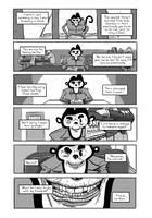 Chimp Change Intro Page 4 by BrianDanielWolf