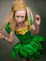 Fashion Retouch - Green Fashion by amiah112