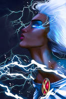 Storm by CreativeTouchArt