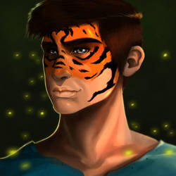 Tiger by CreativeTouchArt