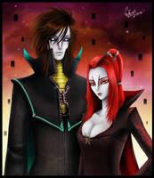 Twili Magicians by VanEvil