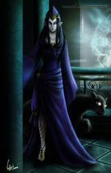 CF: The Dark Oracle by VanEvil