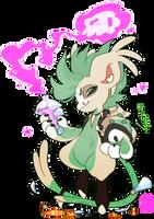 Dubious Alchemist by Kitkabean