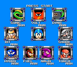 Stage Select by Fawful117-the-Epic