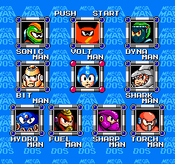 Stage Select - Updated by Fawful117-the-Epic