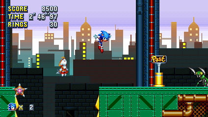 Sonic Hysteria - Metropolis Zone Present by Fawful117-the-Epic