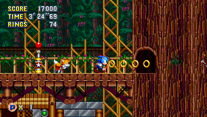 Sonic Hysteria - Metropolis Zone Past/Wood Zone[?] by Fawful117-the-Epic