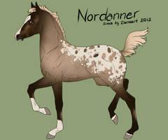 2162 foal design for Emo-Ninja-Kiriai by sateenkaarisitruuna