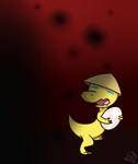 Dino Run Redraw :Speedpaint: by Otto--Otter