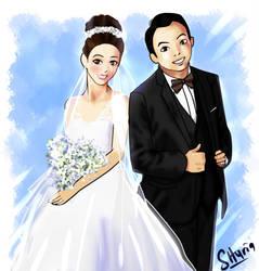 A wedding gift by SHuria1701