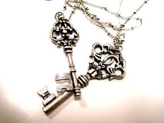 Keys I by Miss-Ai-sensei