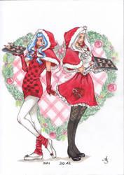 Jingle Bells Rock by Miss-Ai-sensei