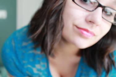 Self Portrait by vibrantcolors