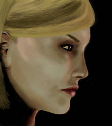My Jane Shepard by rienquedesmoutons