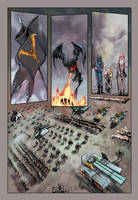 The abbacy #3 comics by VegasDay