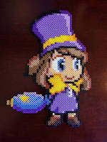Hat Girl from Hat in Time by psycosulu