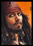 Captain Jack Sparrow by SSwanger