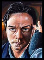 Charles Xavier by SSwanger