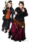 Steampunk Costume by sintar