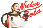 Nuka Cola Girl by sintar