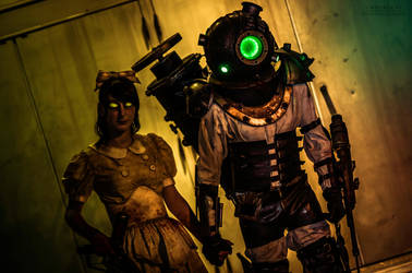 Bioshock Cosplay by sintar