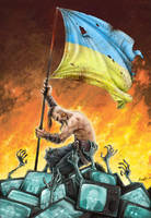 Glory to Ukraine by 9th-max