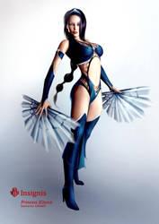 Princess Kitana by Legasy