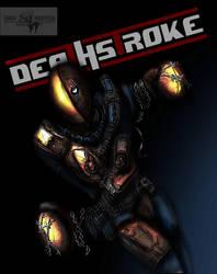 Deathstroke (boxer) by asteampunk