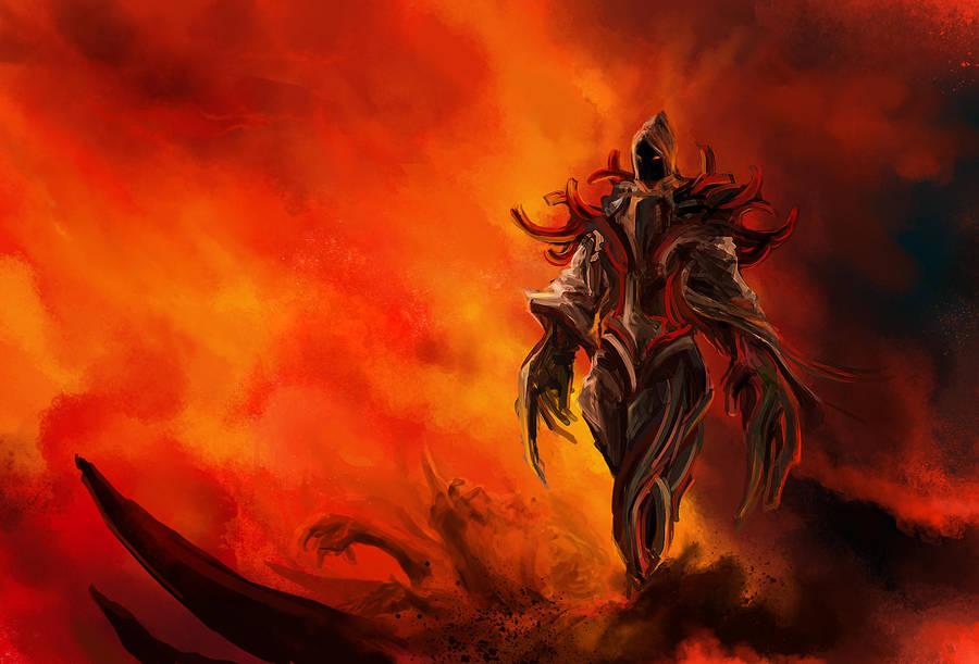 Wizard of the Underworld by OakKs