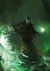 The Pyromancer by OakKs
