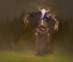 Bone Giant by OakKs