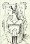 Medieval girl by IreneRoga