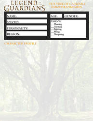 Tree of Ga'hoole Character Ap by ElfWolfProductions