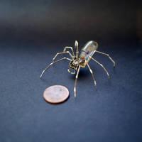 Spider No 31 (III) by AMechanicalMind