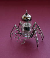 Vacuum Spider No 7 by AMechanicalMind
