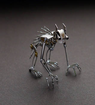 Mechanical Creature: Lurker by AMechanicalMind