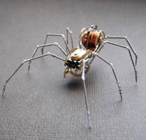 Mechanical Spider No 49 by AMechanicalMind