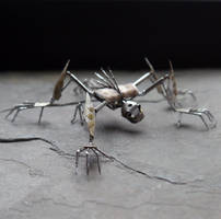 Clockwork Creature Ripper by AMechanicalMind