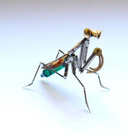 Watch Parts Mantis No 25 by AMechanicalMind