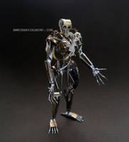 Chronoton (watch parts sculpture) by AMechanicalMind