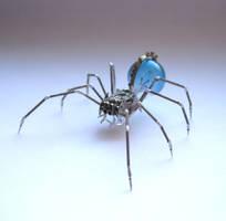 Watch Parts Spider No 64 by AMechanicalMind