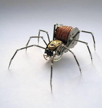 Watch Parts Spider No 65 by AMechanicalMind