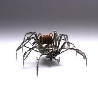 Watch Parts Spider No 69 by AMechanicalMind