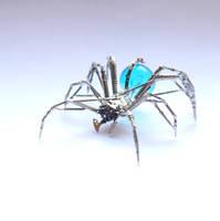Watch Parts Spider No 70 by AMechanicalMind