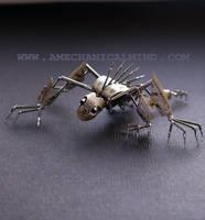 Watch Parts Creature Strangler by AMechanicalMind