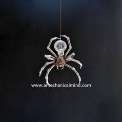 Hanging Spider No 1 by AMechanicalMind