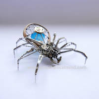 Queen Spider by AMechanicalMind