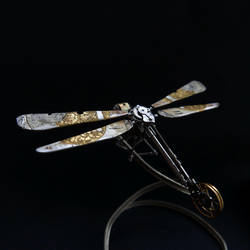 Watch Parts Dragonfly No 23 by AMechanicalMind
