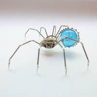 Watch Parts Spider No 91 (II) by AMechanicalMind